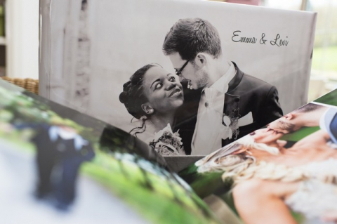 Quenalove - reportage photo de mariage - album photo