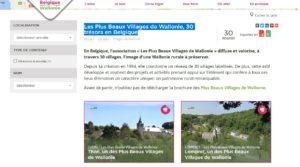 Les Plus Beaux Villages de Wallonie, 30 trésors en Belgique